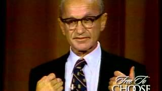 Milton Friedman Speaks - Is Capitalism Humane?