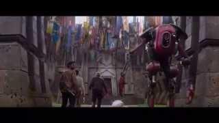 Star Wars Force Awakens Trailer - #TGITAwakens