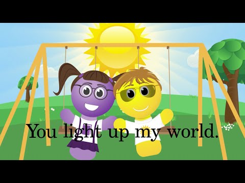 You Sight Word Song (Music Video)