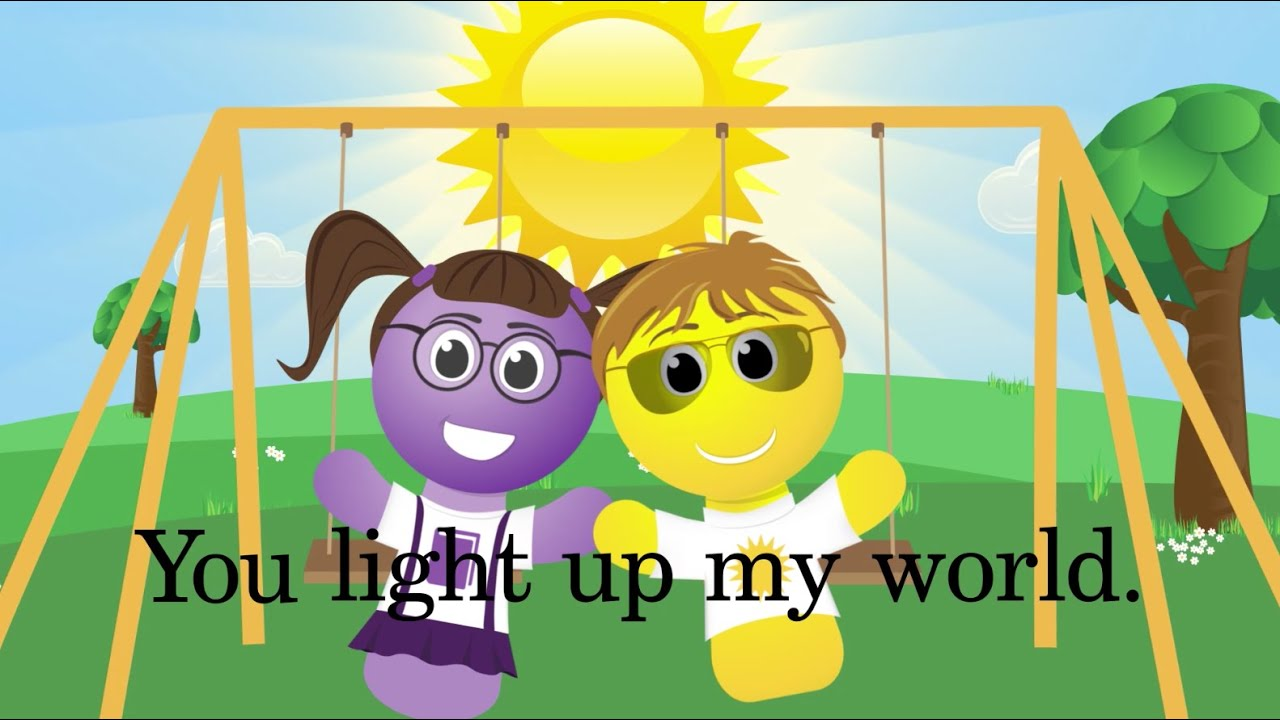 You Song - Sight Word Song Music Video - YouTube