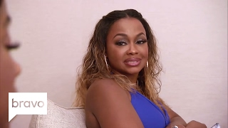 RHOA: Phaedra Parks Talked to Another Guy Before Apollo was in Jail? (Season 9, Episode 16) | Bravo
