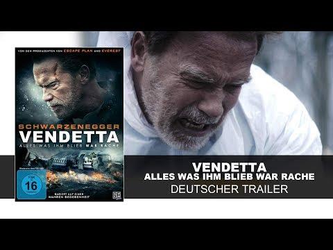 Vendetta - Alles was ihm blieb war Rache (Deutscher Trailer) | Arnold Schwarzenegger| HD | KSM