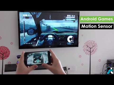Top 10 Best Motion Sensor Games For Android – 2018