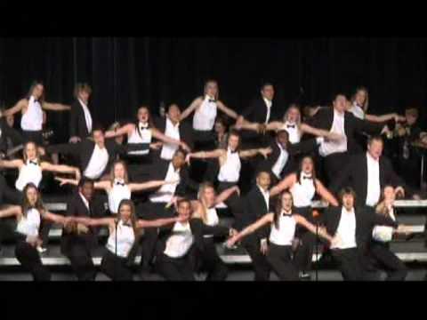 "Cedar Rapids Washington Momentum 2011 ""Tightrope"""