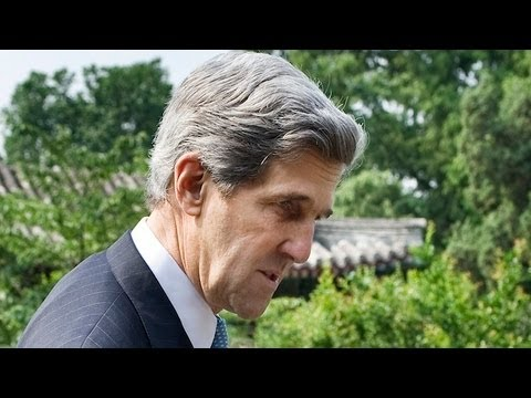 John Kerry Urged to Raise Human Rights on China Visit