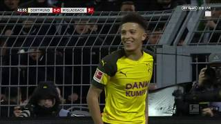 Another game, another special Jadon Sancho performance! Amazing skill and goal