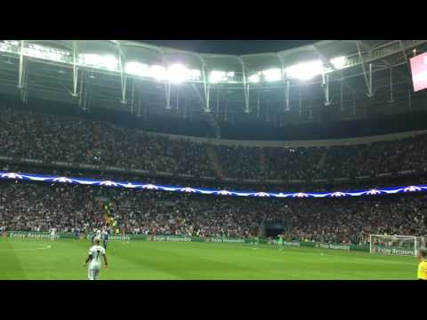 Beşiktaş ultras - 1-2-3 Beşiktaş Beşiktaş  ! Atmosphère (Full HD 1080p)