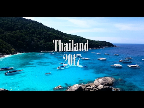 Thailand 2017 - Great Phuket Holiday Trip/Aftermovie HD