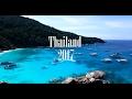 Thailand 2017 - Great Phuket Holiday Trip/Aftermovie HD