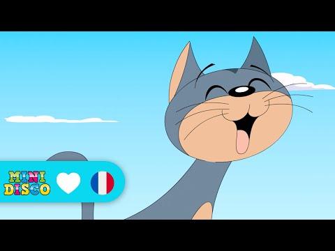 Où Est Le Chat? | Chansons Pour Enfants | Les Comptines | Mini Disco