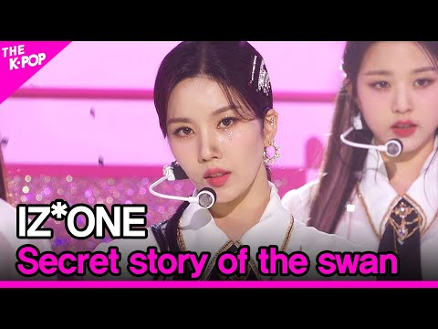 IZ*ONE, Secret story of the swan (아이즈원, 환상동화) [THE SHOW 200623]