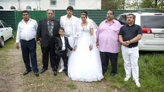 Цыганская свадьба. Петя и Оля. 11 эпизод