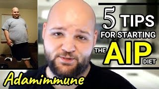 My 5 Best Tips for Beginners on the AIP Diet (Autoimmune Paleo)