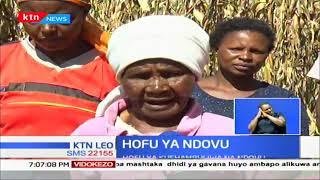 Hofu ya ndovu : Wenyeji wa kijiji cha Jogoo kaunti ya Nakuru wanaishi kwa hofu ya kuvamiwa na ndovu