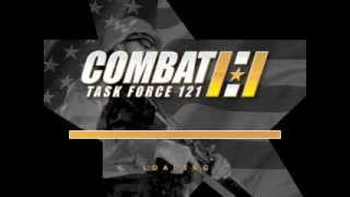 Прохождение игры Combat Task Force 121 часть 1