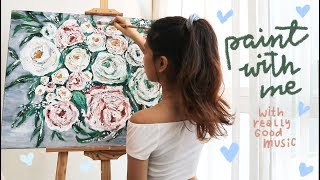 Скачать PAINT WITH ME Again But This Time With Better Music Ciara Gan