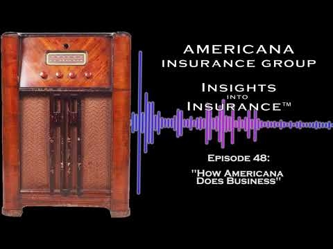 INSIGHTS INTO INSURANCE: How Americana Does Business