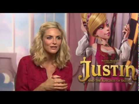 Tamsin Egerton   Justin and The Knights of Valour
