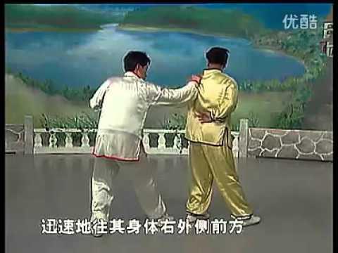 神虎术擒拿护身360绝艺上 清晰版教学 Kung Fu. Tiger style. Self-defense. Arm lock.
