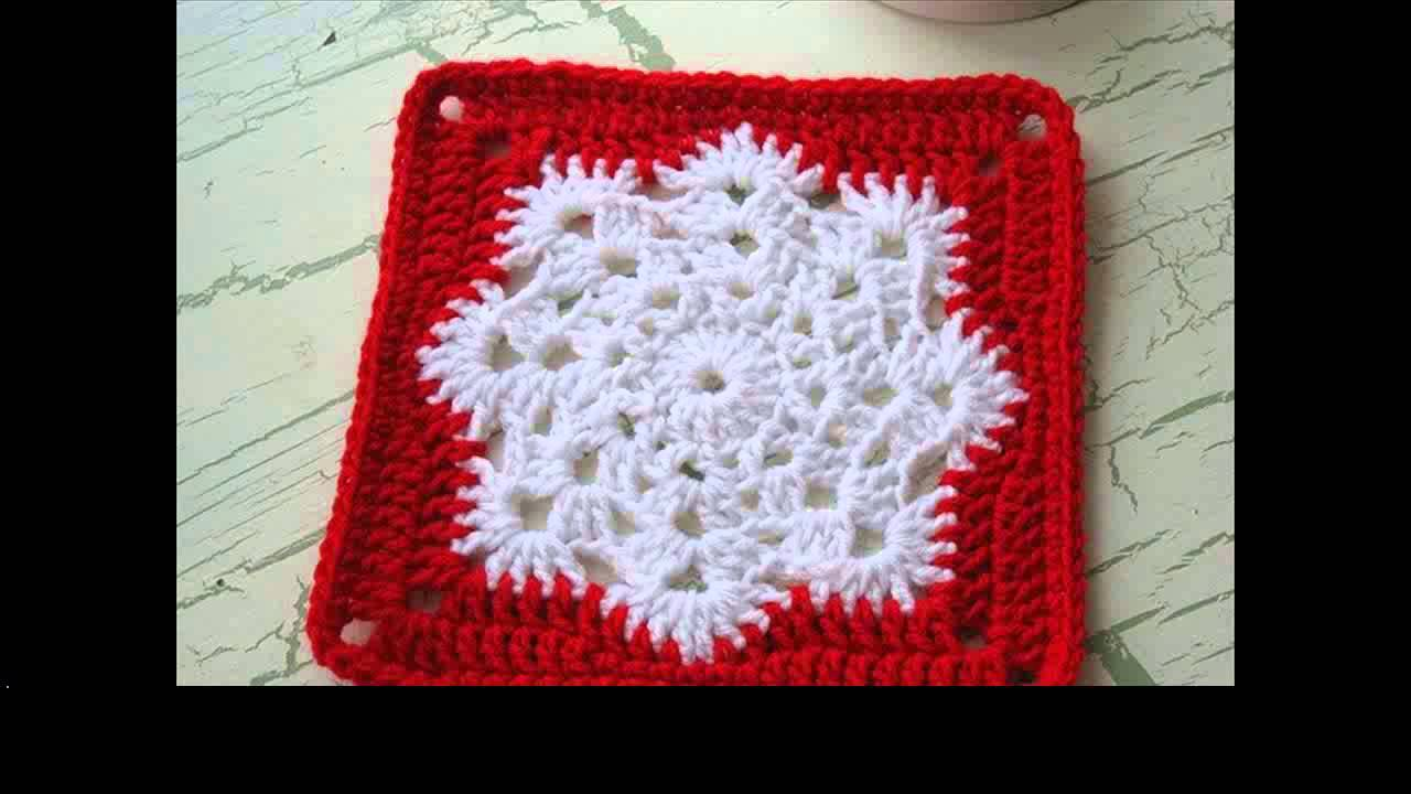 Crochet Snowflake Ideas Youtube