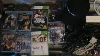 Garage Sale Finds!! Scrap Gold And Video Games!! Alpena Michigan 2014!!(Rainy Day at the Sales today!! Got some Playstation 3 and Xbox 360 Games!! Plus some Scrap Gold Alpena Michigan Saturday May 3!! Gold At Garage Sales!!, 2014-05-03T18:09:44.000Z)