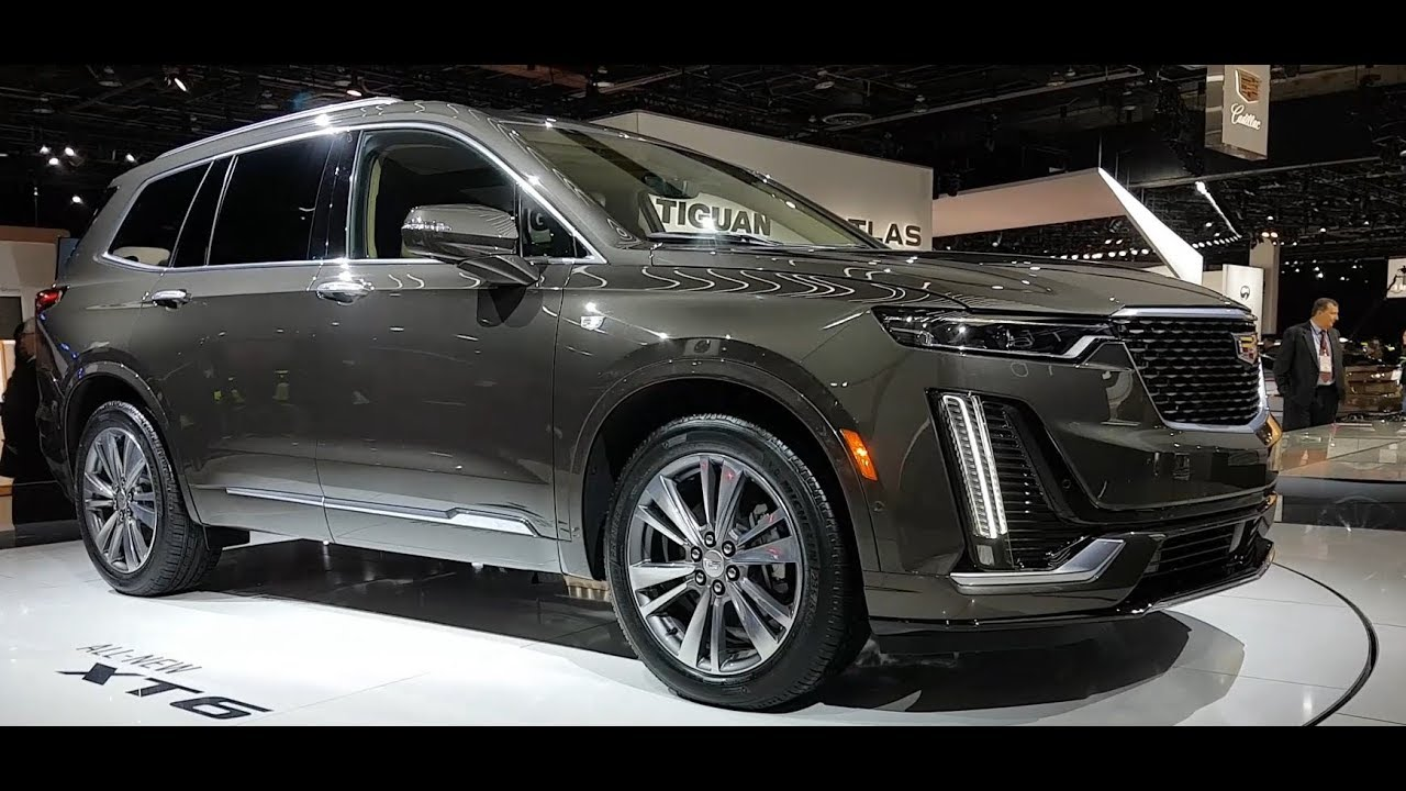 2020 Cadillac Xt6 Walkaround Features Specifications Youtube