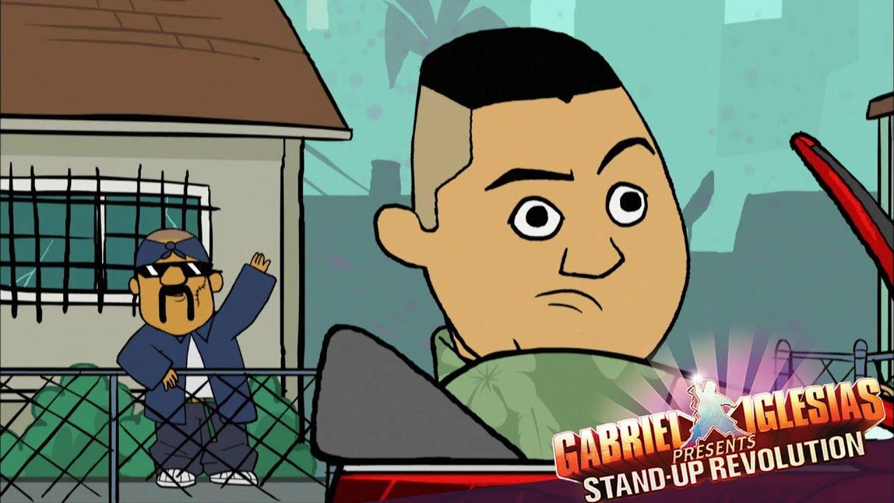 Download Volkswagon Beetle (Animated) - Gabriel Iglesias Presents: StandUp Revolution!