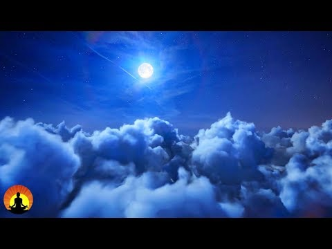 30 minutes Relaxing Music Flying Over Clouds Fall Asleep