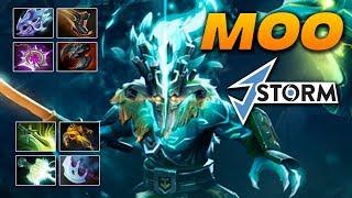 MOO JUGGER 8 slotted Monster - Dota 2 Pro Gameplay