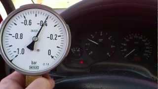 Opel Astra G 2.0 Di 16V test vakuum pumpy, je v háji ??