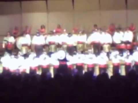 2015 Hawthorne Caballeros Alumni Drum Solo 1 & Mexican Hat Dance