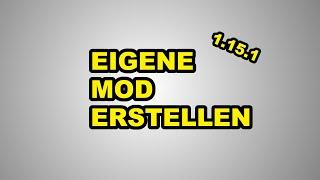 Eigene Minecraft Mod erstellen #3 - Eigene Block-Textur erstellen | Minecraft 1.7.10