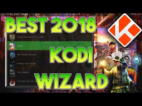 NEWEST UPDATED! 2018 Wizard Kodi XBMC How to Free TV Cable Movies