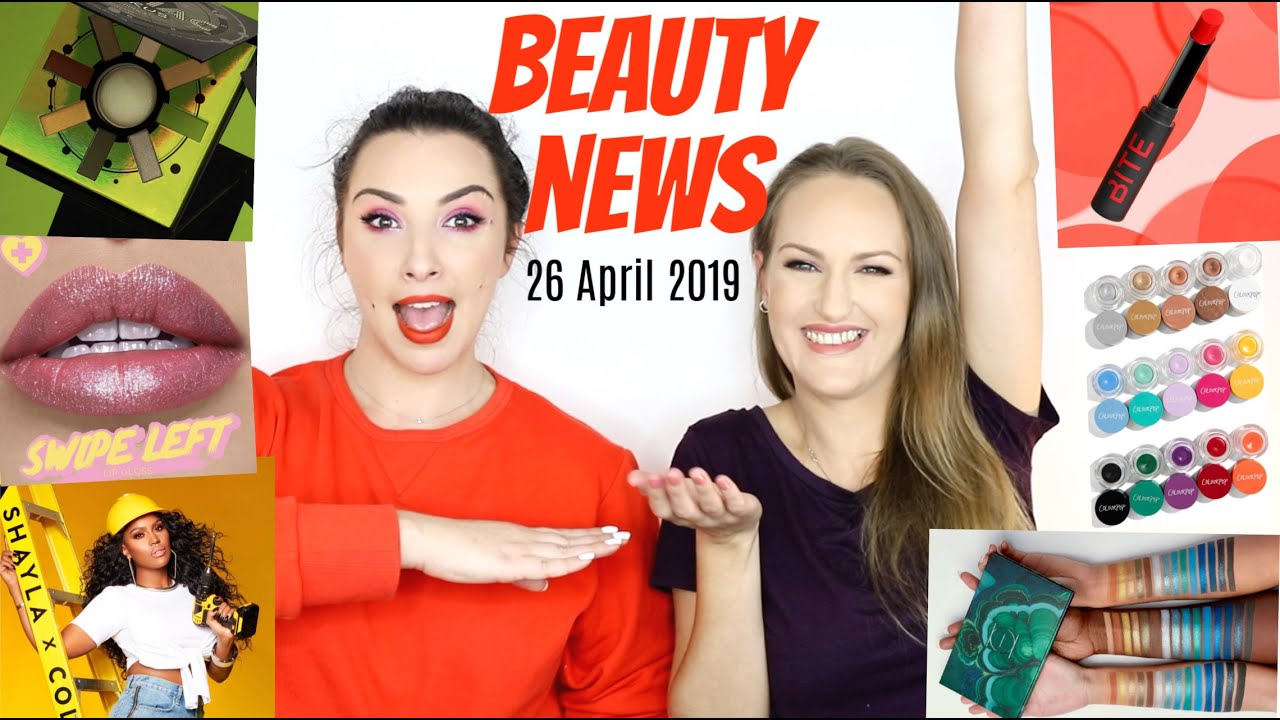 18e4b398dc5 BEAUTY NEWS - 26 April 2019 |This is completely unrelated to 4/20 ...