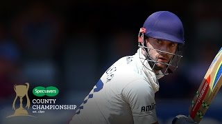 Ten Doeschate and Foster hundreds put Essex in command - Northamptonshire v Essex, Day Three