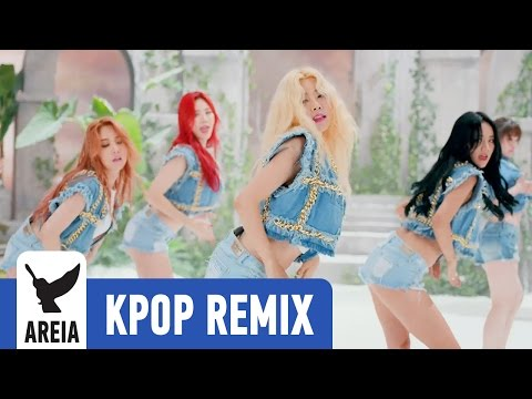 Girl's Day - Ring My Bell | Areia Kpop Remix #187