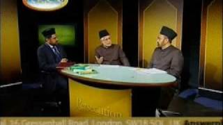 Persecution of Ahmadiyya Muslim Jama'at - Urdu Discussion Program 13 (part 2/6)