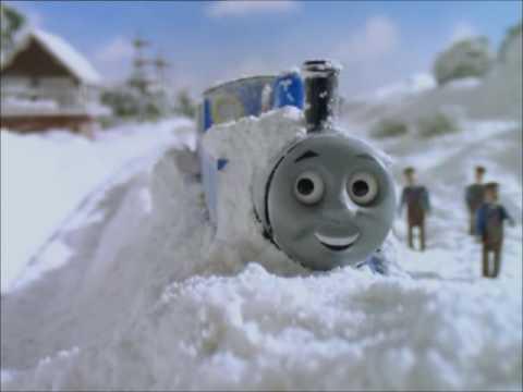 Thomas & Friends: Winter Wonderland Song - YouTube