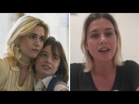 Anna Favella, mamá de Luis Miguel en la ficción, habló sobre la desaparición de Marcela Basteri