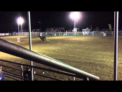 Oklahoma barrel racing