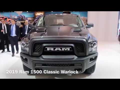 2019 Ram 1500 Classic Warlock For Sale   Toronto, Mississauga   Ontario Chrysler
