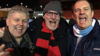 Bristol City 2-3 Man City (3-5 Agg) | The Blues are Wembley bound!