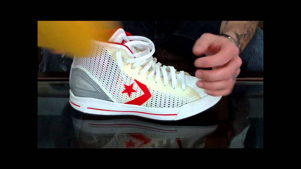 ce12395163a Converse Star Player EVO Performance Review - YouTube