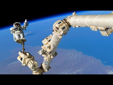 LIVE EVA ISS Expedition 53 U.S. Spacewalk #45 (Bresnik and Vande Hei) Coverage