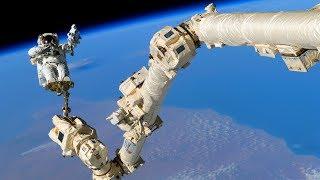 LIVE EVA ISS Expedition 53 U.S. Spacewalk #45 (Bresnik and Vande Hei) Coverage