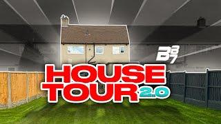 HOUSE TOUR 2.0! MY SET UP!