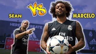 Séan challenges Marcelo - Who Wins??