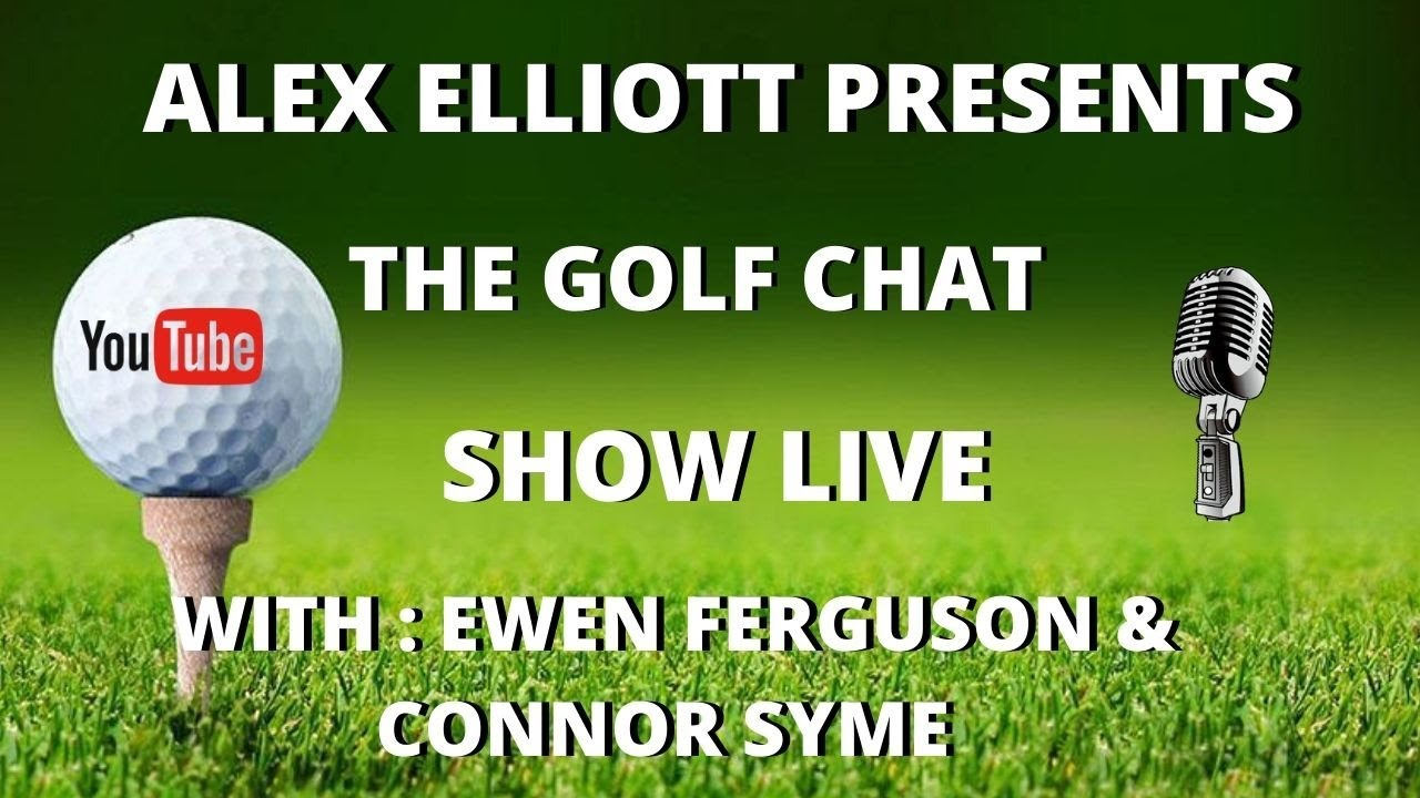 2 European Tour Stars Ewen Ferguson & Connor Syme