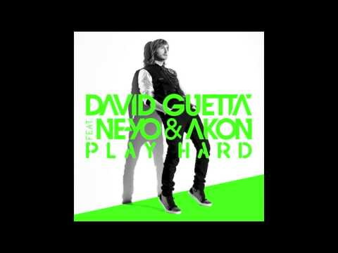 David Guetta - Play Hard (feat. Ne-Yo & Akon) [New edit]