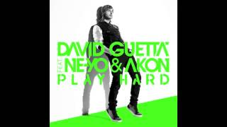 David Guetta Play Hard Feat Ne Yo Akon New Edit